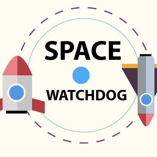 Space WatchDog - Free Fun Puzzle Game iOS App