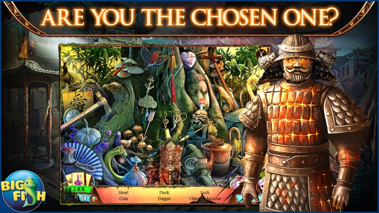 Myths of the World: The Heart of Desolation Collector's Edition - A Hidden Object Mystery