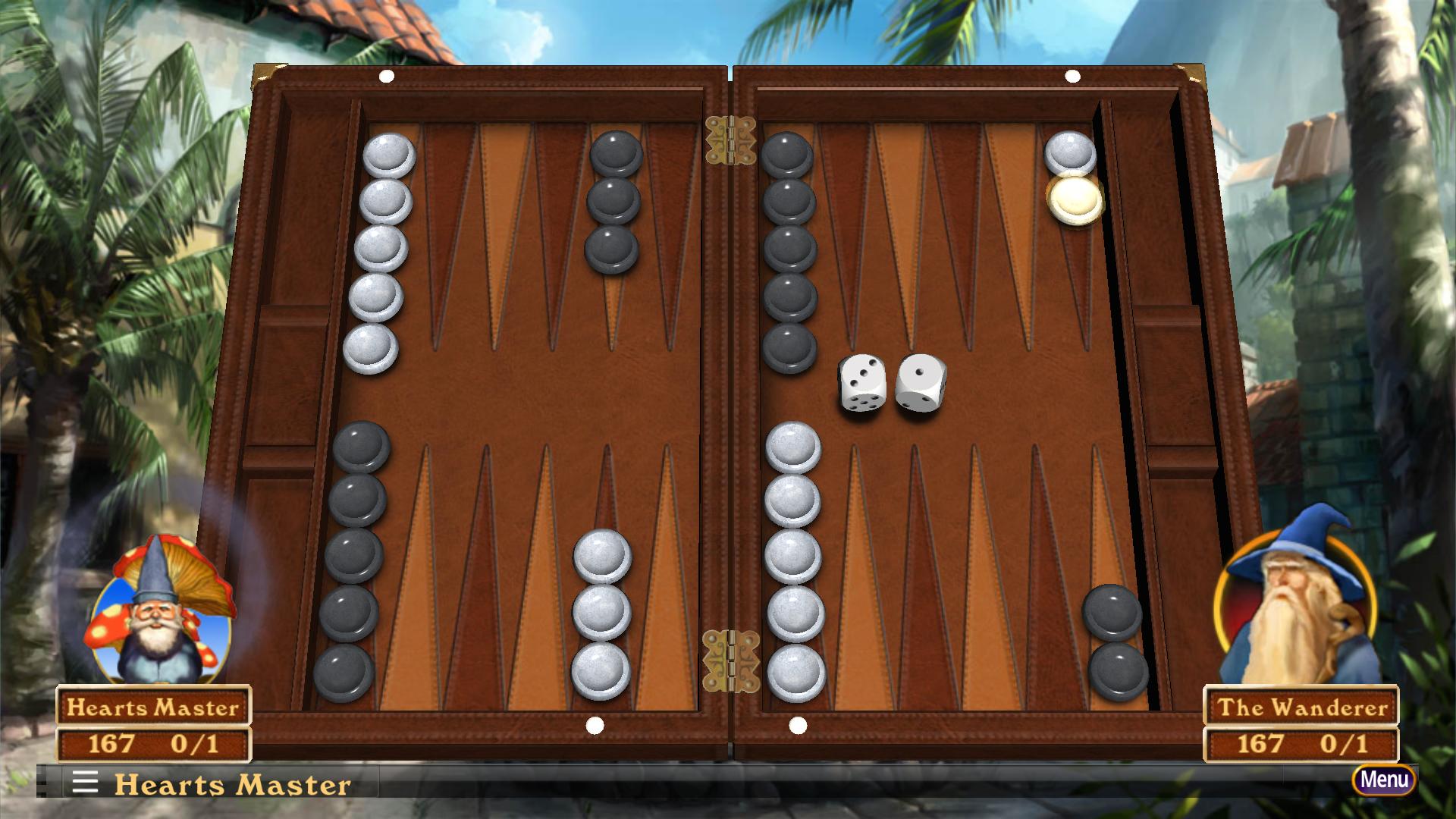 Hardwood Backgammon Pro screenshot 11