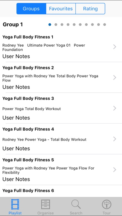 Yoga Full Body Fitness