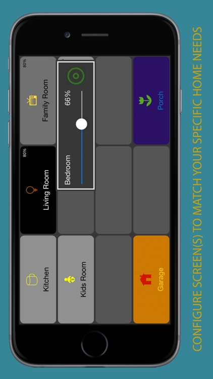 Master Switch for Smart Homes screenshot-0