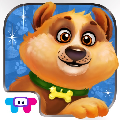 Puppy Dog Sitter - Dress Up & Care, Feed & Play!