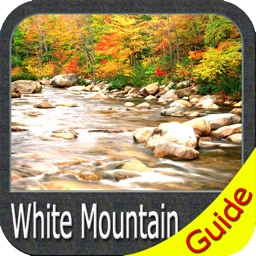 White Mountain National Forest - GPS Map Navigator