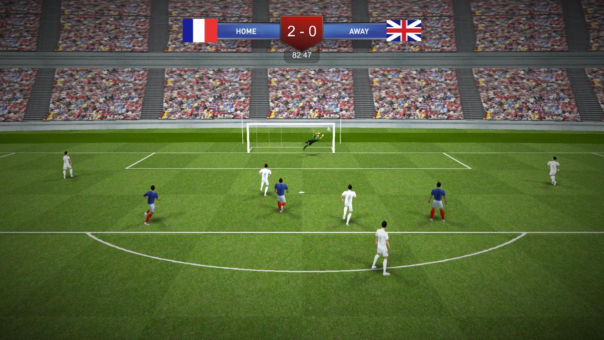 Soccer Pro - Free Football screenshot 4