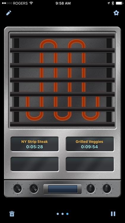 KitchenPad® Timer