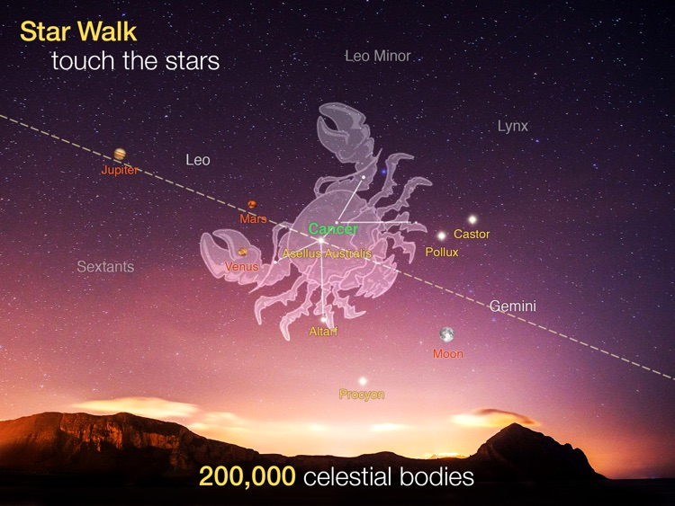 Star Walk HD - Night Sky View screenshot-0