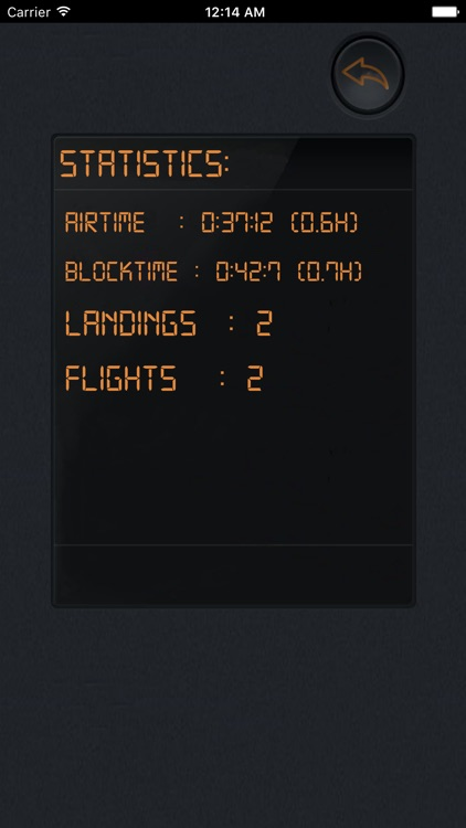 FlightTrack screenshot-4