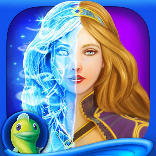 Living Legends: Frozen Beauty - A Hidden Object Fairy Tale (Full) icon