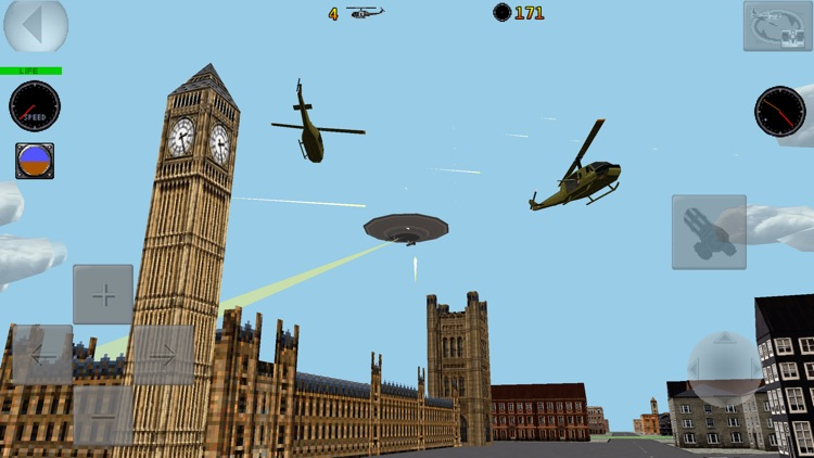RC UFO 3D Lite screenshot-3