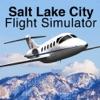 Salt Lake City Flight Simulator