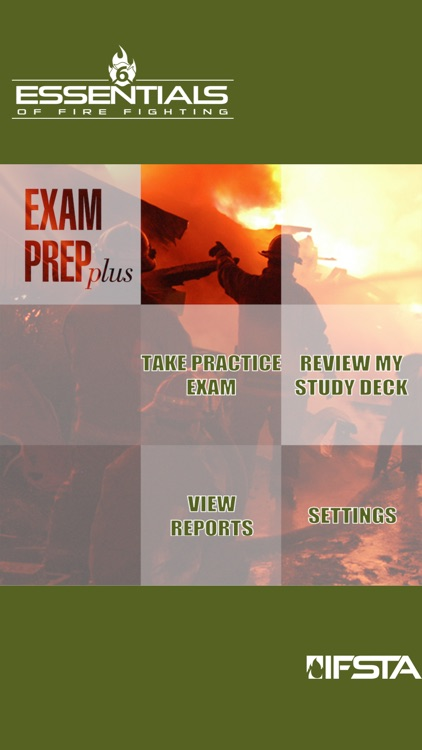 Essentials of Fire Fighting 6th Edition Exam Prep Plus screenshot-0