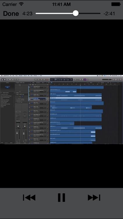 MixingMusic screenshot-4