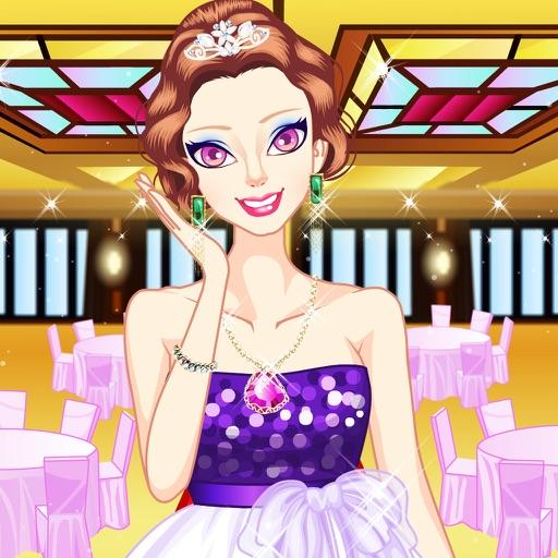 可爱的新娘化妆2