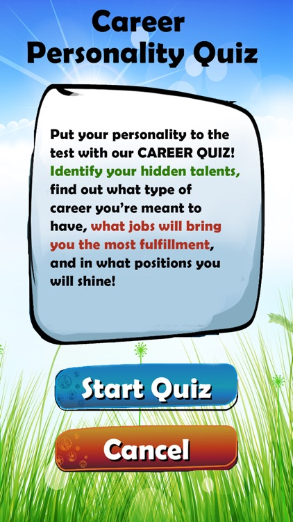"GAME OF CHOICES II ""The career coach, life mentor, success guru & career test app"""