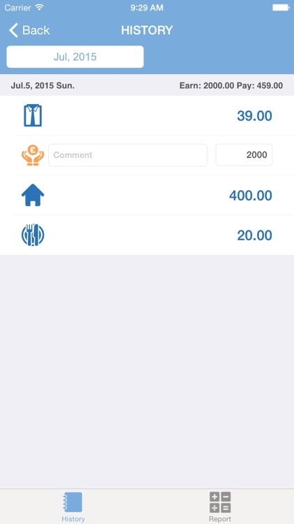 Wulu Finance - manage your expenses and finances screenshot-4