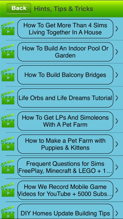 Expert Guide with Tips,Tricks & Cheats For Sims Freeplay screenshot-3