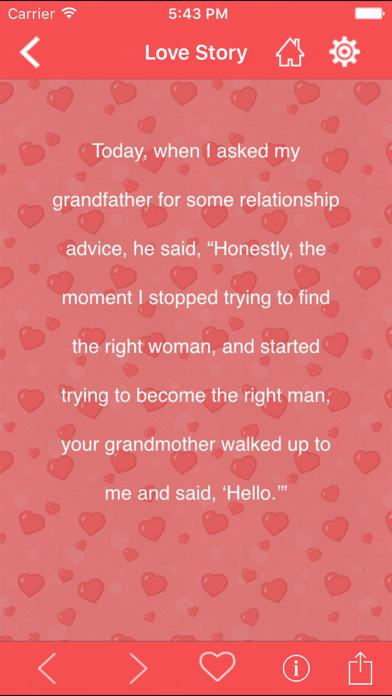 Short Love Stories | App Price Drops
