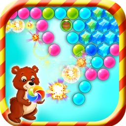 Bear Bubble Shooter Rescue