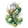 meimei - 古代神兽大全 アートワーク
