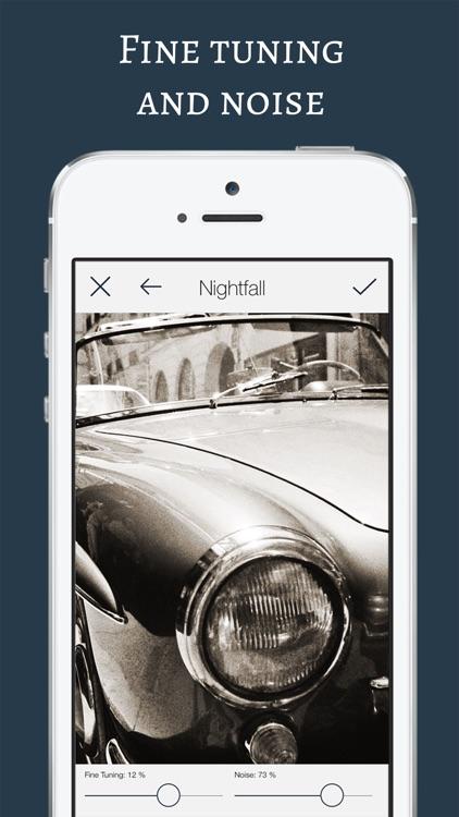 HandyCam B&W - Free Photo Editor
