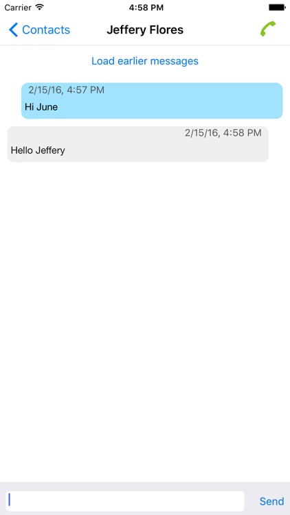 MobyDick Mobility Client screenshot-3