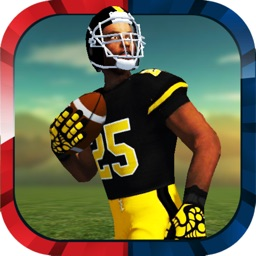 Touchdown: Gridiron Football - Endless tap, run & tackle acade game
