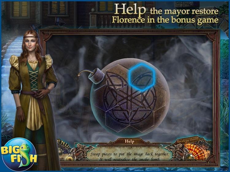 Grim Facade: The Artist and The Pretender HD - A Mystery Hidden Object Game (Full) screenshot-3