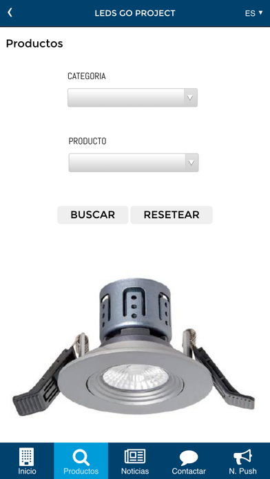 Descargar Led's Go Project para Android