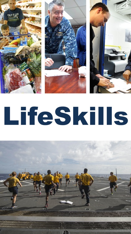 Navy LifeSkills Reach-back screenshot-0