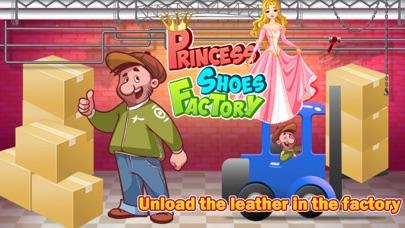 プリンセス靴工場 - デザイン、メイク&このメーカーのゲームで靴を飾ります紹介画像3
