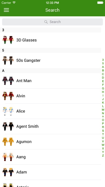 Best Skins Lite for Minecraft PE screenshot-3