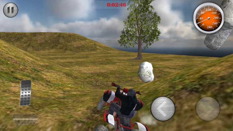 Quad Bike Simulator: Offroad Adventures 3D screenshot-2