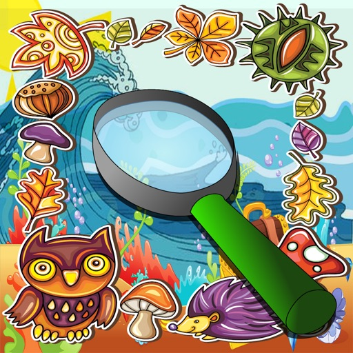 Hidden Objects: The First Adventure of finding the lost objects