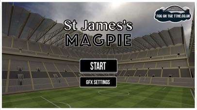 St James's Magpie