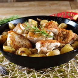 Skillet Chicken Recipes