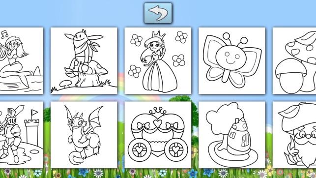 Espumoso Color Book - Dibujos para colorear para niños y niñas en ...