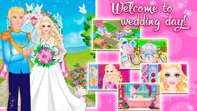 Princess Wants Get Married – Bride Dressup & Makeup Free