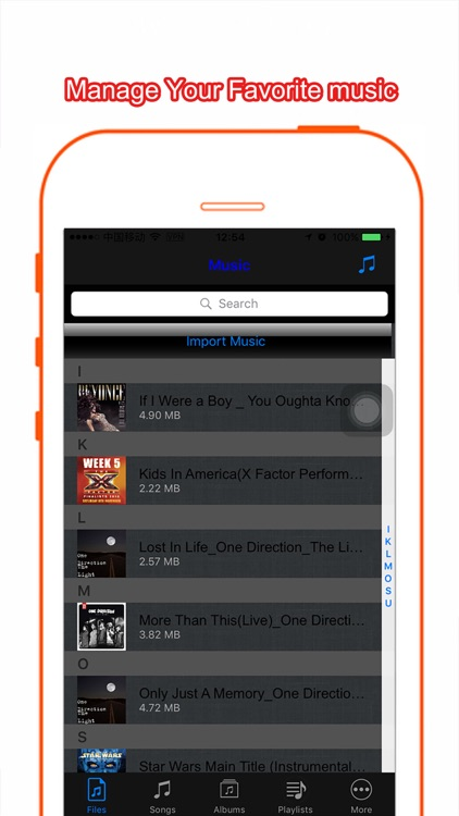 MusicCloud - Music Downloader and Player for Cloud screenshot-4