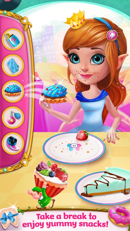 Tooth Fairy Princess Adventure screenshot-3
