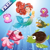 Codes for Mermaids and Fishes for Toddlers and Kids : discover the ocean ! FREE app Hack