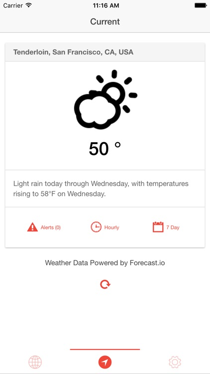 Stratus Weather: Hyperlocal Conditions and Forecasts