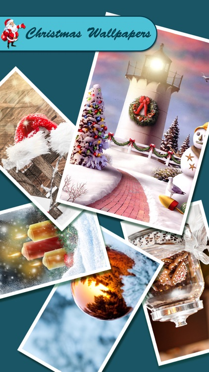 Christmas Wallpapers & Backgrounds HD - Retina Xmas Images Booth for Yr Home Screen