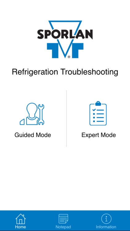 Sporlan Refrigeration Troubleshooting Application