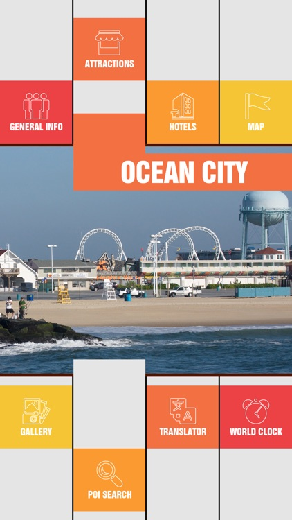 Ocean City Tourism Guide screenshot-1