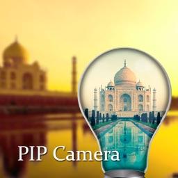PIP Camera : Photo in Photo Effect