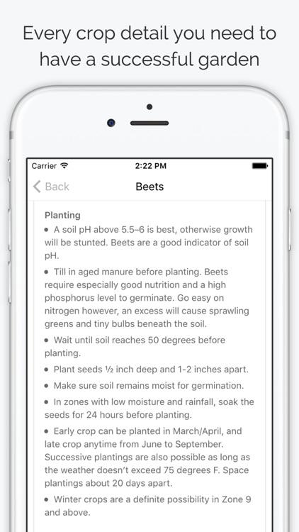 The Garden Planner screenshot-3