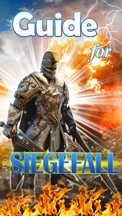 Guide for Siegefall