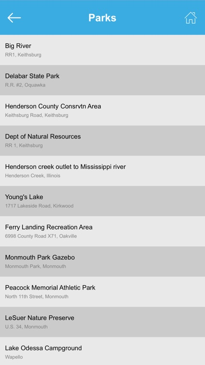 Illinois State Parks & National Parks screenshot-4