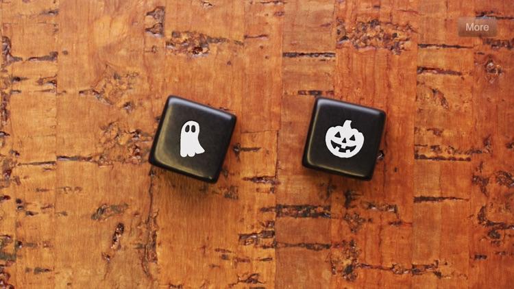 Spooky Story Dice