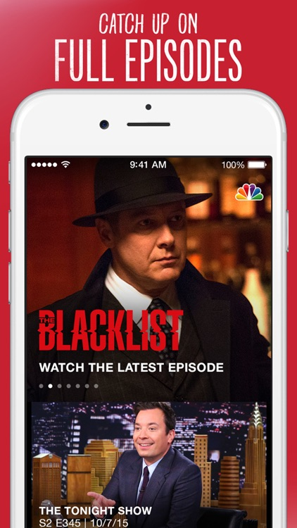 NBC – Watch Now and Stream Full TV Episodes